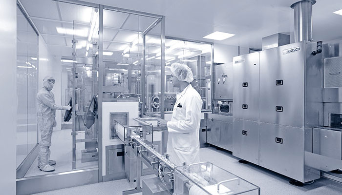 Rendezvous-Automation::Pharma-Industry